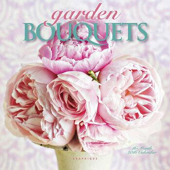 Calendrier 2016 fleurs et jardins for Calendrier jardin 2016